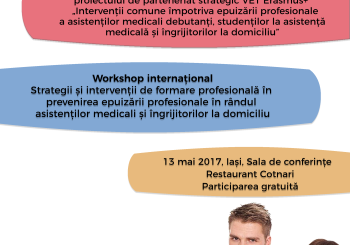 IAȘI: Erasmus+  International Multiplier Event
